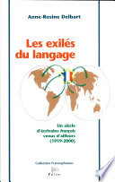 Les exil  s du langage