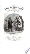 Histoire de la domination des Maures en Espagne, etc