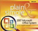 2007 Microsoft   Office System Plain   Simple