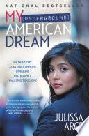 Book My  Underground  American Dream