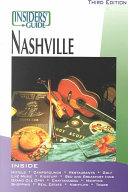 Insiders  Guide to Nashville