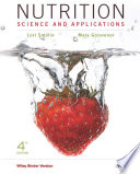 Nutrition  Science and Applications  4th Edition