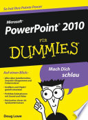 PowerPoint 2010 f  r Dummies