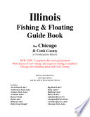 Chicago Cook County Fishing Guide Book