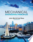 Mechanical Engineering Principles  3rd ed