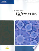 New Perspectives on Microsoft Office 2007  Brief