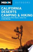 Moon California Deserts Camping   Hiking