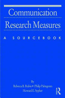 Communication Research Measures