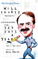 The New York Times Will Shortz Presents Crosswords for 365 Days