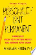 Personality Isn T Permanent