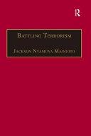 Battling Terrorism