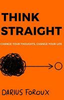 Think Straight Book PDF