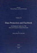 Data Protection and Facebook Policy Of A Social Network Service
