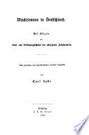 Winckelmann  Sein Leben  seine Werke und seine Zeitgenossen