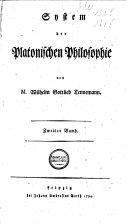 System der Platonischen Philosophie