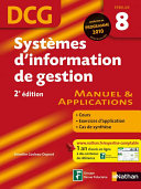 Syst  mes d information de gestion   2e   dition   DCG     preuve 8   Manuel et Applications