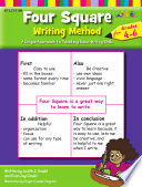 Four Square  Writing Method for Grades 4 6  eBook