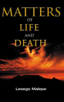 Matters of Life and Death Book Cover