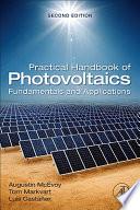 Practical Handbook of Photovoltaics