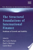 The Structural Foundations of International Finance