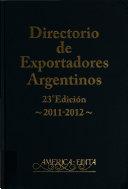 Directorio de Exportadores Argentinos
