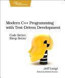 Modern C   Programming with Test Driven Development
