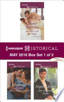 Harlequin Historical May 2016   Box Set 1 of 2