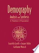Demography  Analysis and Synthesis  Four Volume Set