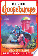 Attack of the Mutant  Goosebumps  25