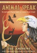 cover img of Animal Speak