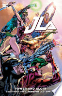 Justice League of America  Power and Glory