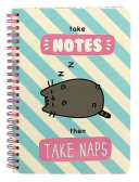Pusheen Notebook