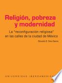 Religión, pobreza y modernidad