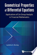 Geometrical Properties of Differential Equations