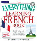 The Everything Learning French Book with CD