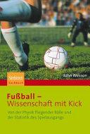 Fu  ball   Wissenschaft mit Kick