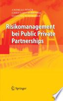 Risikomanagement bei Public Private Partnerships