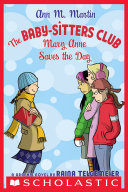 The Baby Sitters Club Graphix  3  Mary Anne Saves the Day