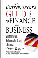 The Entrepreneur s Guide to Finance and Business