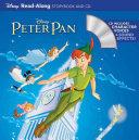 Peter Pan Read Along Storybook and CD