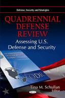 Quadrennial Defense Review book