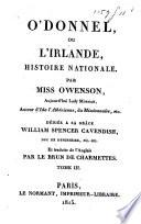 O'Donnel, ou, L'Irlande