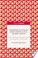 Commodification of Body Parts in the Global South