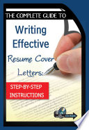 The Complete Guide To Writing Effective R Sum Cover Letters