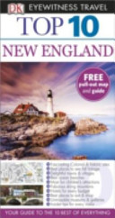 DK Eyewitness Top 10 Travel Guide  New England