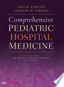 Comprehensive Pediatric Hospital Medicine E Book