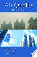 Air Quality  Fifth Edition