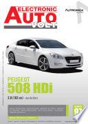 Manuale di elettronica Peugeot 508 - EAV97