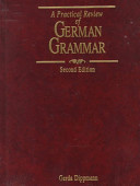 A Practical Review of German Grammar