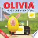 OLIVIA Opens a Lemonade Stand